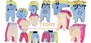 """Naujiena! Šilta (su pūkeliu) kolekcija """"TEDDY"""""""