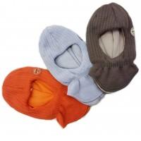 Žieminė kepurė-šalmas Rysio (46-48 cm)