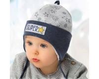 AJS vienguba kepurė kūdikiui 44-46 cm