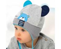 AJS vienguba kepurė kūdikiui 40-42 cm