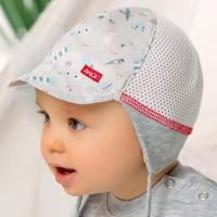 "AJS plona kepurė kūdikiui (44,46,48) ""AHA"""