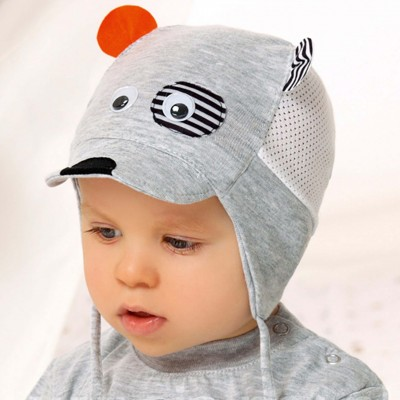 """AJS plona kepurė kūdikiui 44-46 cm """"Šuniukas"""""""