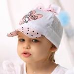 """AJS plona kepurė (48,50,52) """"Amazing girl"""""""