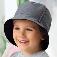 AJS plonos medvilnės skrybėlė (52.54.56 cm)