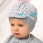 AJS plona kepurė kūdikiui (42,44,46)