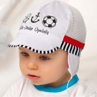 AJS plona kepurė berniukui (48,50,52)