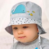AJS plona vasariška kepurė berniukui(46,48,50)