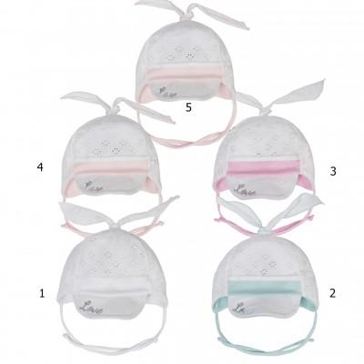 AJS plona kepurė kūdikiui (36,38,40,42)