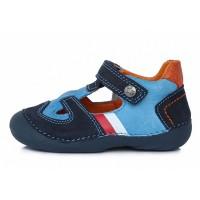 Mėlyni batai 19-24 d. 015172BU