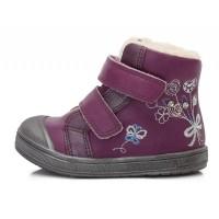 Violetiniai batai su pašiltinimu  22-27 d. DA031339A