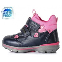 Tamsiai mėlyni batai 24-29 d. F651702BM