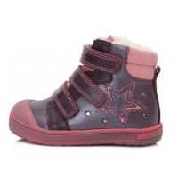 Violetiniai batai su pašiltinimu  22-27 d. DA031330B