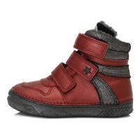 Bordiniai batai su pašiltinimu 25-30 d. 040432BM