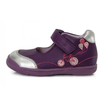 Violetiniai batai 22-27 d. DA031322A