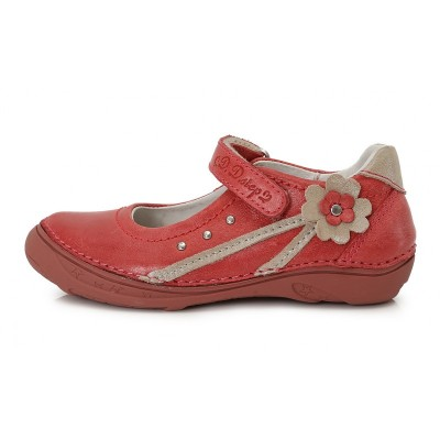 Raudoni batai 25-30 d. 046605BM