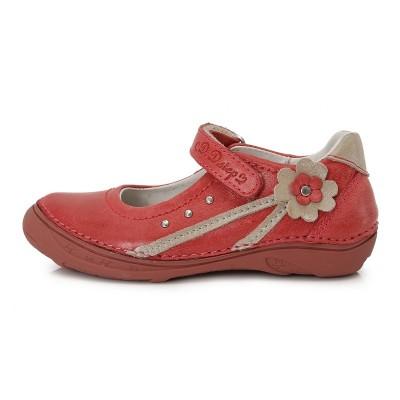 Raudoni batai 31-36 d. 046605BL