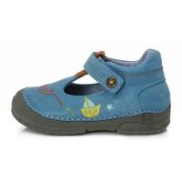 Šviesiai mėlyni batai 19-24 d. 038245U