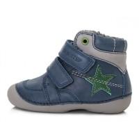Mėlyni batai su pašiltinimu 19-24  d. 015162BU