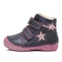 Mėlyni batai su pašiltinimu 19-24  d. 038252BU
