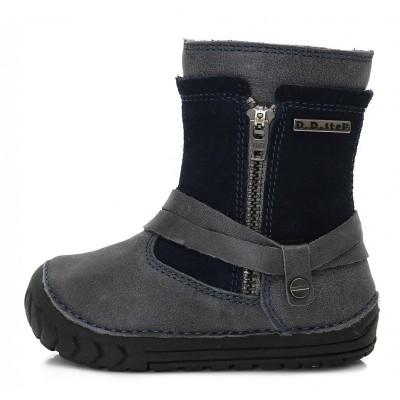 Tamsiai mėlyni batai su pašiltinimu 19-24  d. 029305U