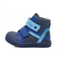 Mėlyni batai su pašiltinimu  22-27 d. DA031348
