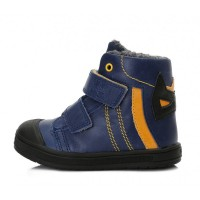 Mėlyni batai su pašiltinimu  22-27 d. DA031349A