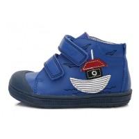 Mėlyni batai 22-27 d. DA031335