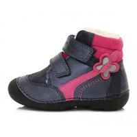 Mėlyni batai su pašiltinimu 19-24  d. 015157B