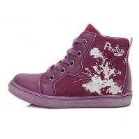 Violetiniai batai 28-33 d. DA061637A