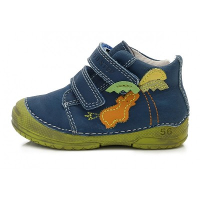 Tamsiai mėlyni batai 19-24 d. 038238B