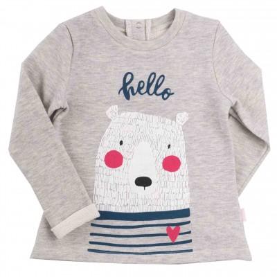 """Kilpinio trikotažo džemperis """"HELLO"""""""