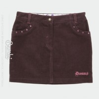 Velvetinis sijonas