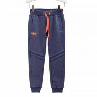 Šiltos (su pūkeliu) sportinės kelnės (mėlynos)