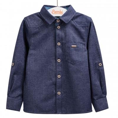 Flaneliniai marškiniai berniukui