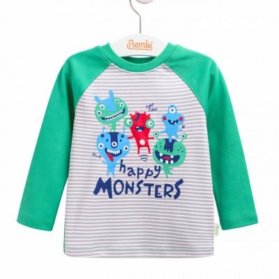 """Marškinėliai berniukui """"Monsters"""""""