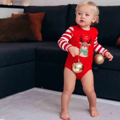 Kalėdinis raudonas smėlinukas