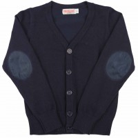 Mėlynas megztinis berniukui