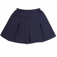 Minkšto trikotažo sijonas