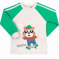 Marškinėliai berniukui Rider (žalsv.)