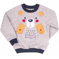Šiltas džemperis (su pūkeliu) Bear