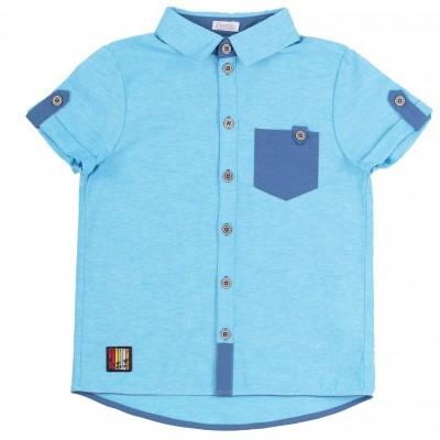 Stilingi marškiniai berniukui