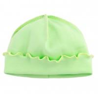 Kepurė kūdikiui (žalsva)