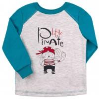 Marškinėliai berniukui Piratas