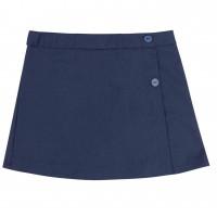 Mėlynas sijonas - šortai