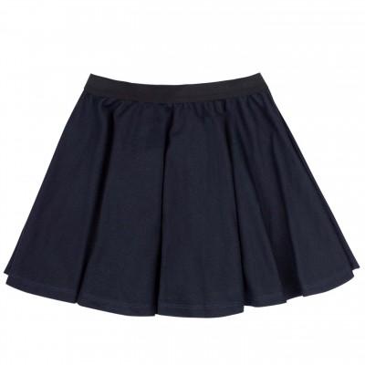 Minkšto trikotažo sijonas (saulutė)