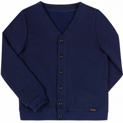 Užsegamas trikotažinis džemperis