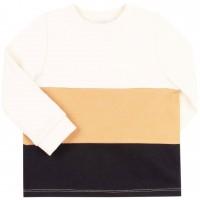 Kilpinio trikotažo šiltas džemperis Ruduo