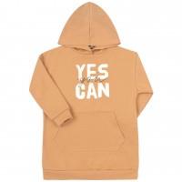 Prailgintas džemperis Yes you can (biežinis)