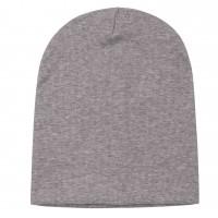 BEMBI dvigubos medvilnės kepurė Abstract (pilka)