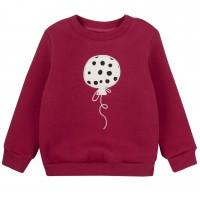 Džemperis mergaitei  (Avietinės spalvos)